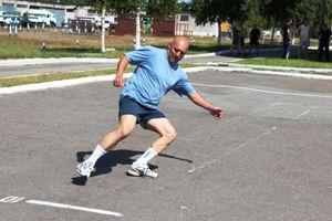 челночный бег - усложненный вид бега для тех, кто ищет дополнительной нагрузки