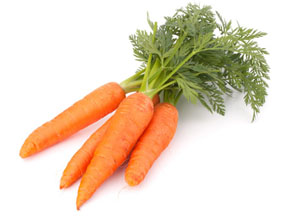 азиатский вид моркови