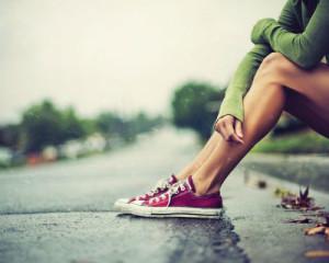 неправильный выбор обуви для бега