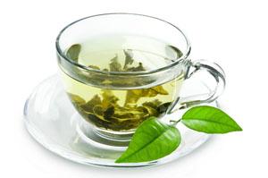 зеленый чай хорошо тонизирует перед пробежкой
