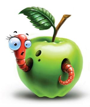 выбор хорошего яблока