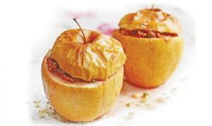 калорийность печеных яблок