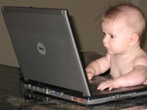 компьютер опасен для детей