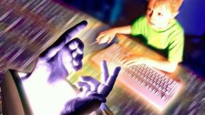 компьютер затягивает детей