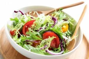 насыщенный витаминами салат