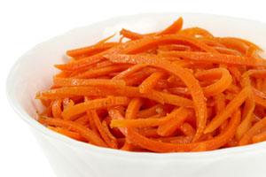 морковь по-корейски вредна своей остротой