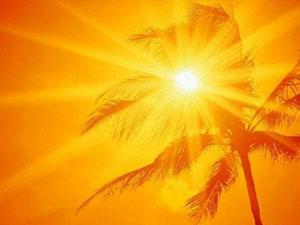 опасное излучение солнца