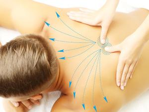 в картинках условиях в домашних спины инструкция массаж