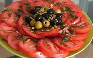 помидоры идеальны для похудения