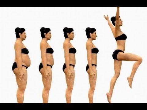 бег для похудения - идеальный способ физической активности