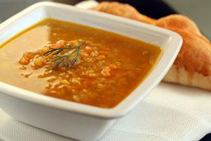 греческий суп из помидоров
