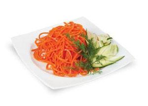 сырая морковь - самая полезная