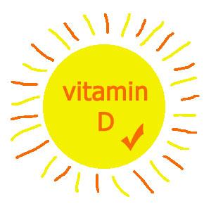 """солнце - основной """"продукт"""", содержащий витамин D"""