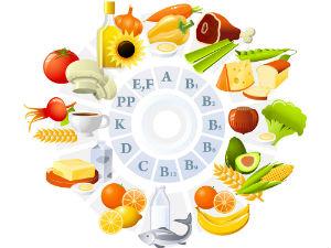 витамины группы е среди остальных витаминов