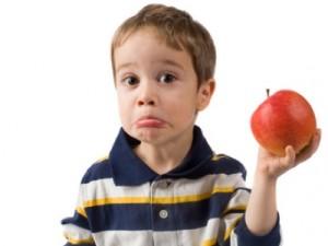 какие яблоки надо есть