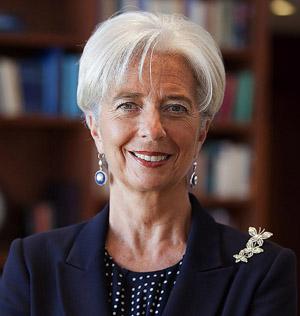 Кристин Лагард - финансист и общественный деятель - абсолютная вегетарианка