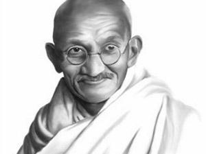 Махатма Ганди - политический деятель Индии