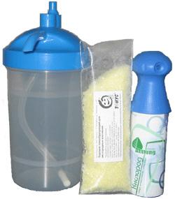 набор для приготовления кислородного коктейля в домашних условиях