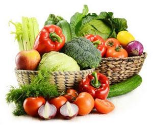 вегетарианство - это изобилие клетчатки, витаминов и микроэлементов