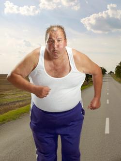 лишний вес мешает подтягиваниям
