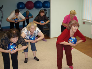 физическая активность нужна людям пожилого возраста