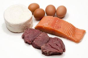 продукты животного происхождения - основа кремлевской диеты