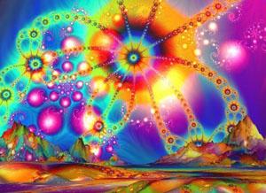 как правило психоделический опыт способен сделать медитацию более успешной