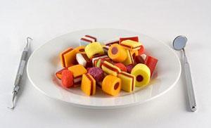 сладости на фруктозе также вредны как и на сахаре