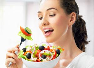вегетарианская схема питания - хороший способ похудеть