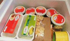 в оригинале диета Малышевой представляет собой коробку с готовыми замороженными или сухими блюдами и продуктами