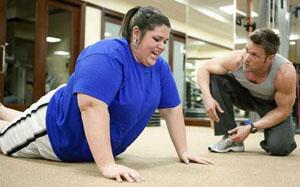 зарядка для похудения должна выполняться интенсивно