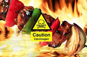 предупреждение докторов: жареное мясо провоцирует онкологические заболевания