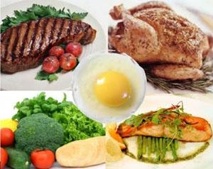 принципы диеты Пьера Дюкана повторяют так называемую кремлевскую диету