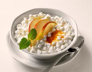 лакто-вегетарианство предполагает использование молочных продуктов, но отказ от яиц