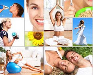 здоровый образ жизни включает в себя несколько составляющих